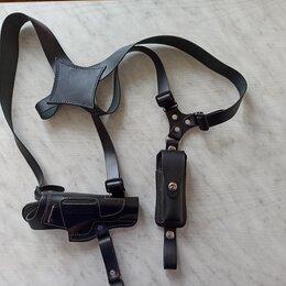 Кобуры - Кобура Гроза 03 оперативная с отд для зап магазина, 0