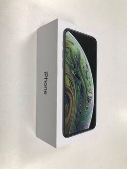 Мобильные телефоны - iPhone Xs Max 512gb space gray (A2101) Ростест, 0