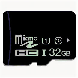 Карты памяти -  11153 Карта памяти microSD 32 Гб MDN ZTF-301B-32G,, 0