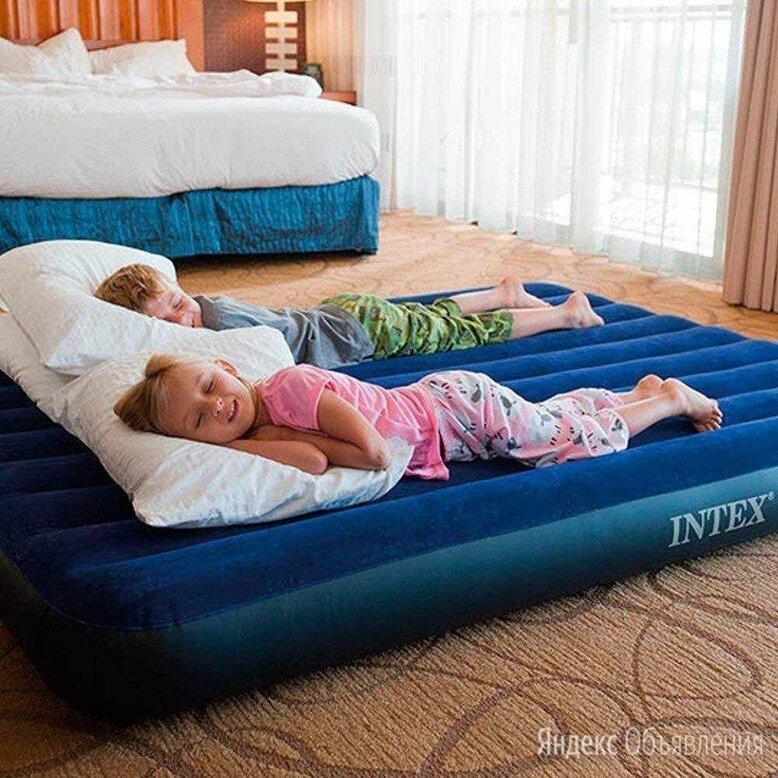Матрас надувной по цене 1100₽ - Походная мебель, фото 0