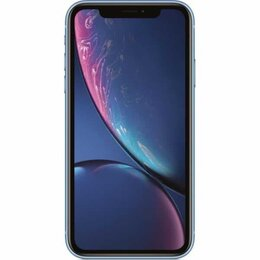 Мобильные телефоны - Apple iPhone XR 256Gb Blue, 0