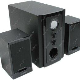 Компьютерная акустика - Колонки 2.1 Microlab M-528, 0