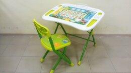 Столы и столики - Набор мебели Веселая азбука NKP1/5. /Новый/., 0