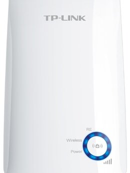Оборудование Wi-Fi и Bluetooth - Wi-Fi усилитель сигнала (репитер) TP-LINK…, 0