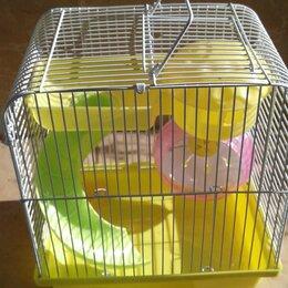 Клетки и домики  - клетки для хомячков / крыс / белок дегу, 0