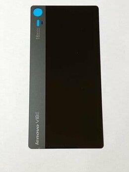 Корпусные детали - Задняя крышка Lenovo Новая , 0