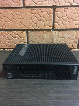 Настольные компьютеры - Системный блок Lenovo ThinkCentre M32, 0
