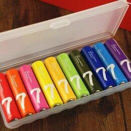 Батарейки - Батарейки Xiaomi AAА Rainbow 7 - 10 шт., 0