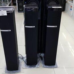 Комплекты акустики - Напольные колонки Dialog Progressive AP-2 USB, Bluetooth. SD, 0