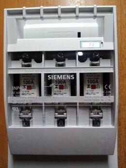 Электрические щиты и комплектующие - предохранитель-разъединитель SIMENS 3NP407, 0