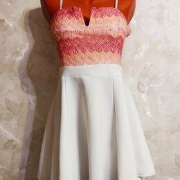 Платья - Платье новое  коктейльное  М ( 4-46 ), 0