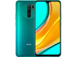 Мобильные телефоны - Смартфон Xiaomi Redmi 9 4/64GB Ocean Green RU…, 0