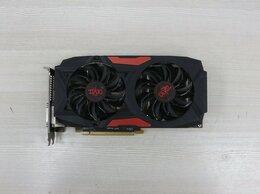 Видеокарты - Видеокарта PowerColor RX470 4Gb под восстановление, 0