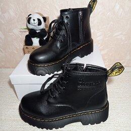 Ботинки - Весенние женские ботинки Dr.Martens, 0