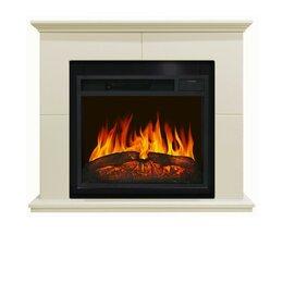 Камины и печи - Royal Flame Каминокомплект Suite - Алебастр с…, 0