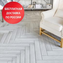 Плитка ПВХ - SPC ламинат Alpine Floor Expressive Parquet ECO…, 0