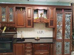 Мебель для кухни - Кухня Массив черешни в наличии, 0