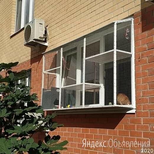 Выгулы на окна для кошек по цене 6000₽ - Когтеточки и комплексы , фото 0