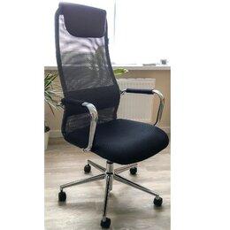 Компьютерные кресла - Компьютерное кресло KB-9N черный, серый, 0