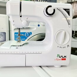 Швейные машины - Новая швейная машинка VLK Napoli 2400, 0
