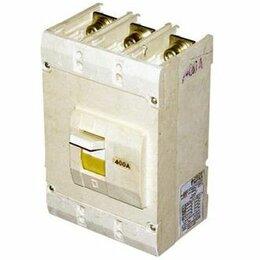 Защитная автоматика - Автомат ВА 52-39 320А, 0