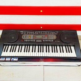 Клавишные инструменты - Синтезатор SUPRA SKB-617, 0