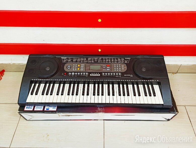 Синтезатор SUPRA SKB-617 по цене 4990₽ - Клавишные инструменты, фото 0