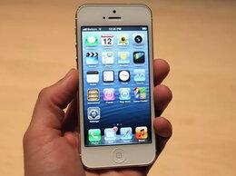 Мобильные телефоны - iPhone 5/Бесплатная доставка/Гарантия на айфон/Чек, 0