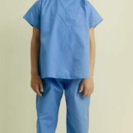 Домашняя одежда - Детский костюм хирурга ВК-61010, 0