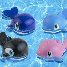 Развивающие игрушки - Интерактивная игрушка плавающий кит, 0