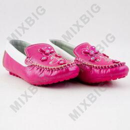 Туфли и мокасины - Мокасины детские  Леопард, 0