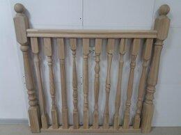 Дизайн, изготовление и реставрация товаров - Дубовые балясины для лестниц., 0
