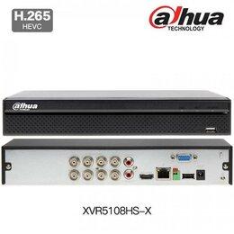 Видеорегистраторы - Видео регистратор dahua XVR5108HS-X , XVR5108C-X, 0