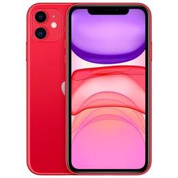 Мобильные телефоны - 🍏 iPhone 11 128Gb red (красный) , 0