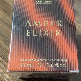 Парфюмерия - Парфюмерная вода Oriflame Amber Elixir, 0