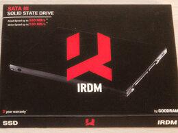 Внешние жесткие диски и SSD - SSD Goodram Iridium 120GB, 0