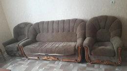 Диваны и кушетки - Комплект Диван и 2 Кресла, 0