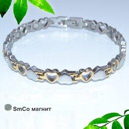 Браслеты - Женский магнитный браслет ST-127, 0