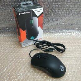 Мыши - Игровая мышь SteelSeries Rival 105, 0