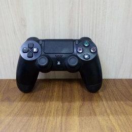 Рули, джойстики, геймпады - Геймпад Sony PS4 Оригинал б/у, 0