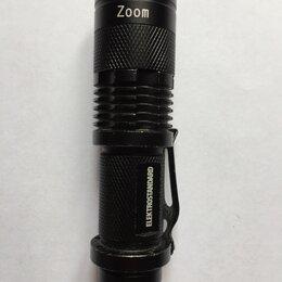 Переносные светильники - Фонарик светодиодный, 0