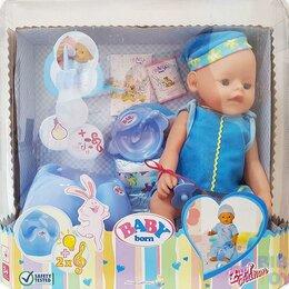 Куклы и пупсы - Пупс функциональный/коробка K152 807866-16, 0