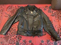 Куртки - Кожаная куртка(косуха) Alberto, 0