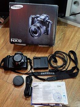Фотоаппараты - Фотоаппарат Samsung NX10, 0