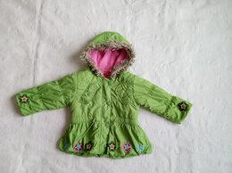 Куртки и пуховики - Куртка демисезонная на девочку на рост 80 см, 0