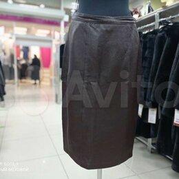 Платья и юбки - Юбка из кожи Германия, 0