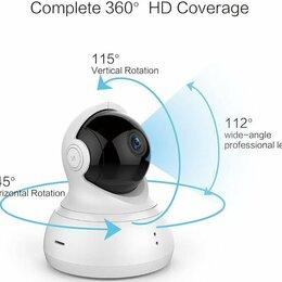Камеры видеонаблюдения - Купольная камера Xiaomi Yi Dome Camera 1080p 360° YHS.2016, 0