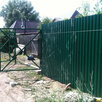 Заборы и навесы из профнастила  по цене 750₽ - Заборы, ворота и элементы, фото 0