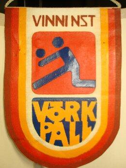 Флаги и гербы - Вымпел: VINNI NST, Прибалтика, 8 х 11 см, 0