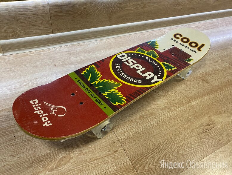 Скейтборд по цене 2990₽ - Скейтборды и лонгборды, фото 0